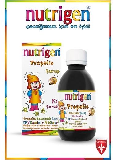 Nutrigen Nutrigen Propolis Şurup 200 Ml + SaÇ Ve Vücut Şampuanı Hediyeli Renksiz